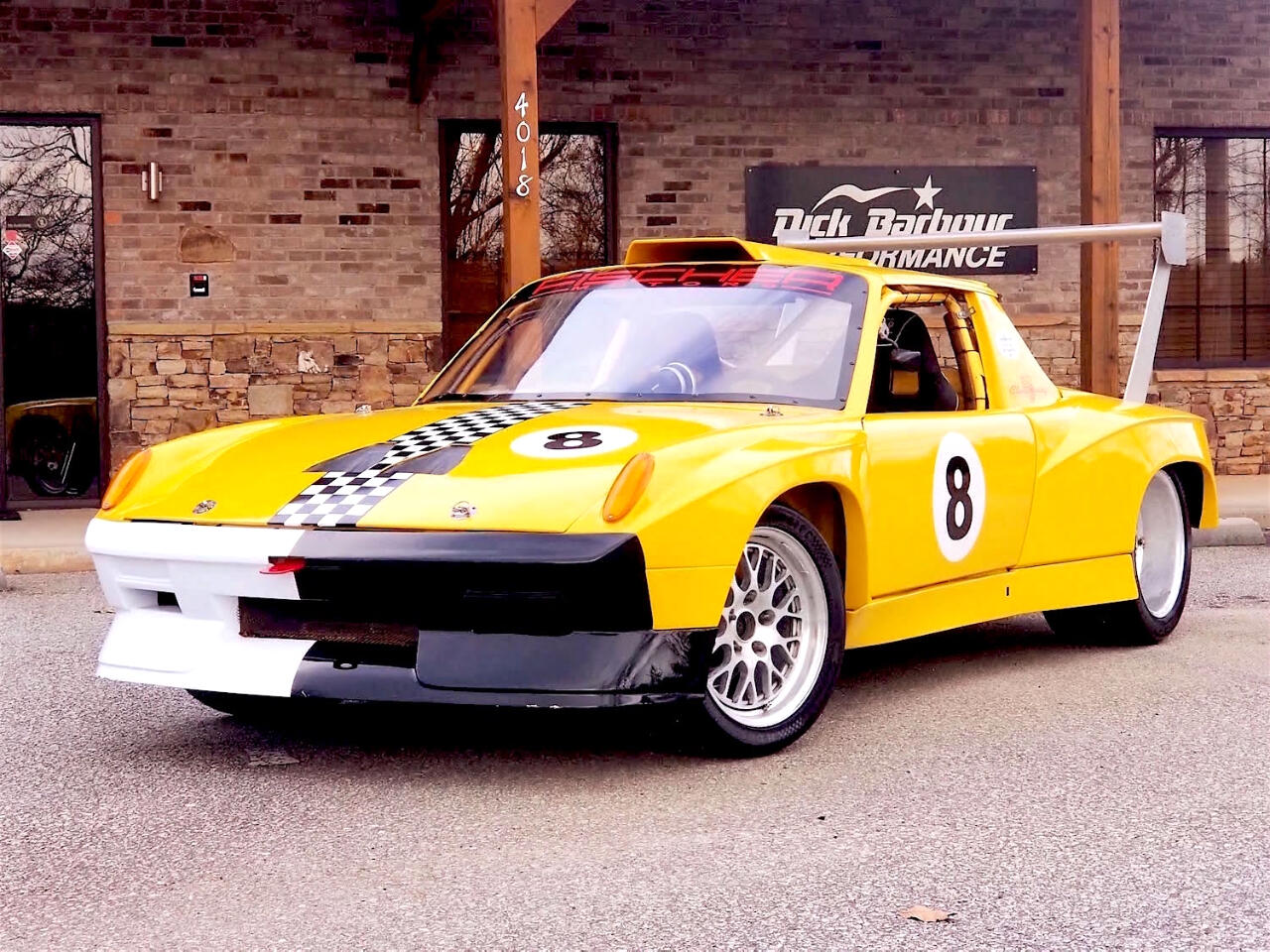 1975 Porsche 914/6