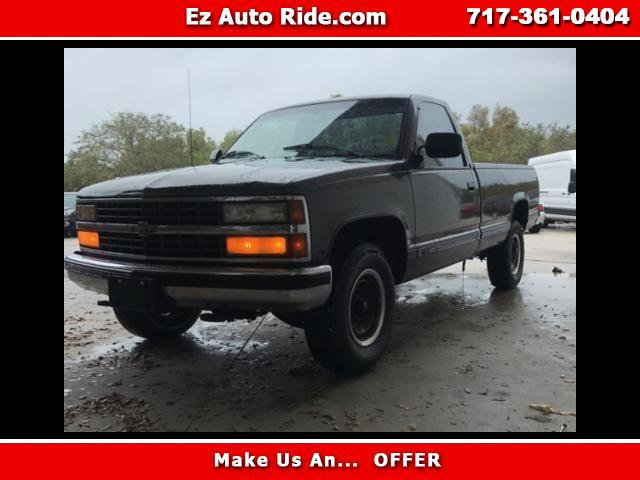 1991 Chevrolet C/K 2500 Reg. Cab 8-ft. Bed 2WD