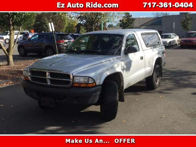2004 Dodge Dakota SXT 4WD