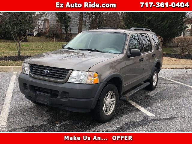 Ford Explorer XLS 4.0L 2WD 2003