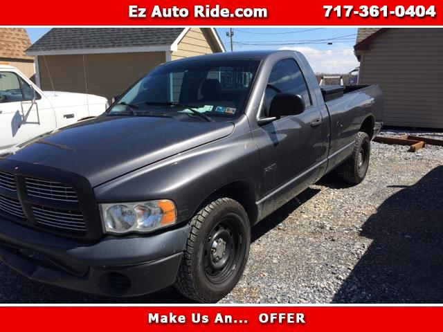 2004 Dodge Ram 1500 ST Long Bed 2WD