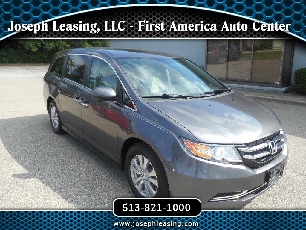 2015 Honda Odyssey EX-L w/Navigation