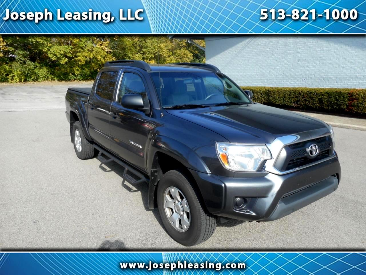 2015 Toyota Tacoma 2WD Double Cab I4 PreRunner