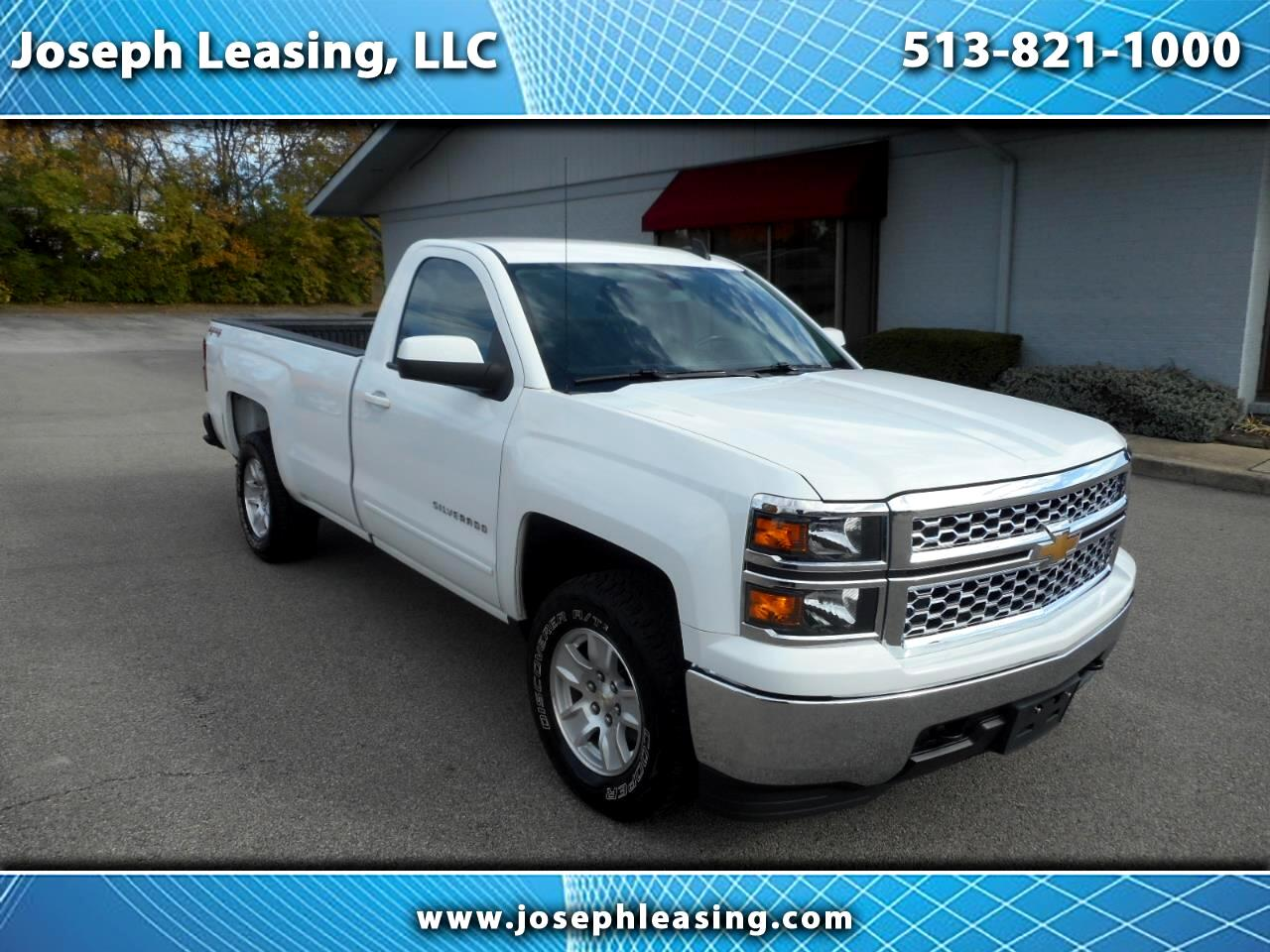 2015 Chevrolet Silverado 1500 LT Long Box 4WD