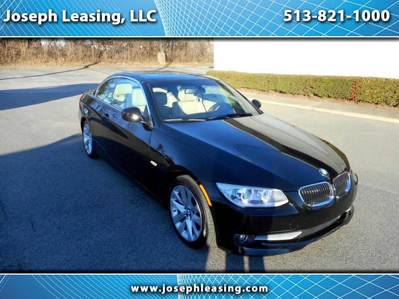 2011 BMW 3-Series 328i Convertible