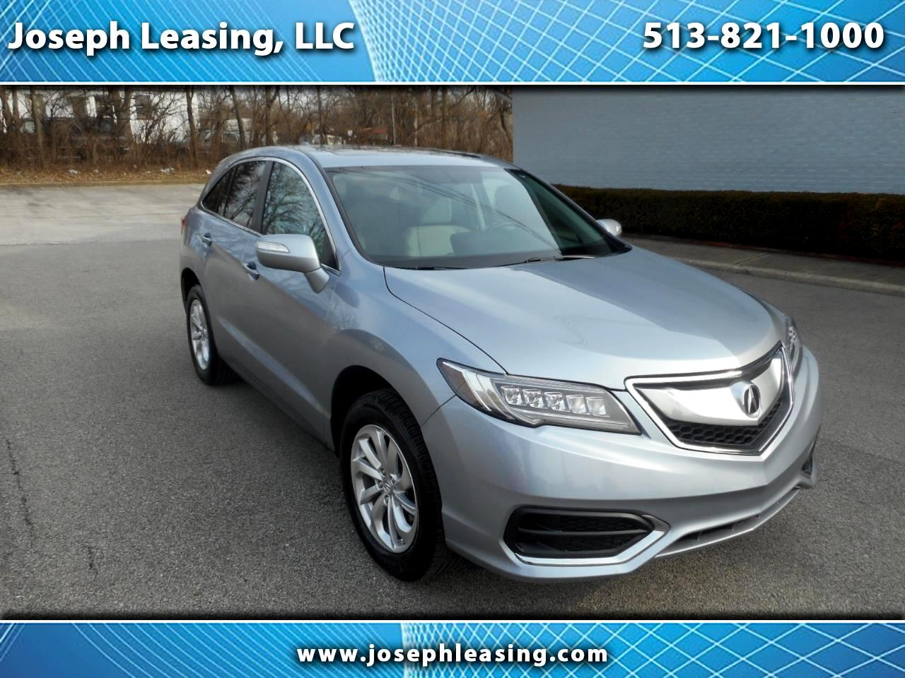 2016 Acura RDX SH-AWD w/Technology Package