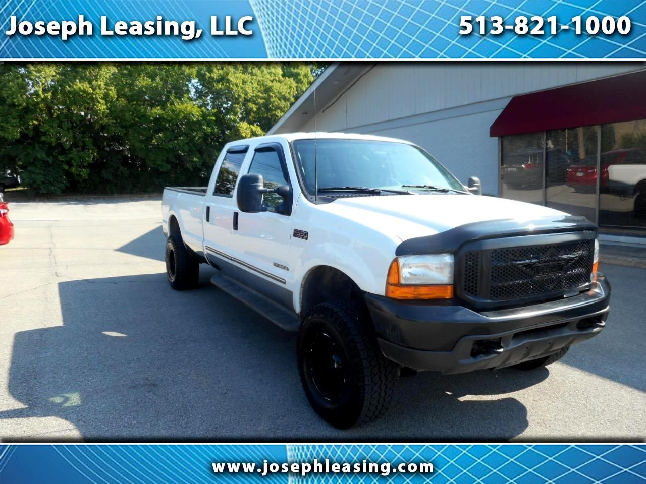 2000 Ford F-350 SD XLT Crew Cab Long Bed 4WD