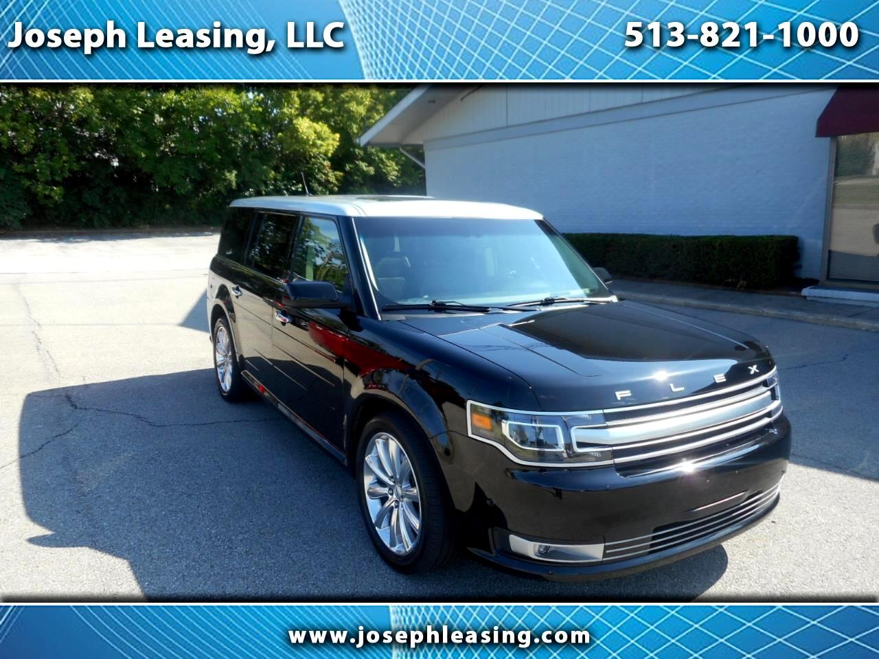 2016 Ford Flex Limited AWD w/EcoBoost