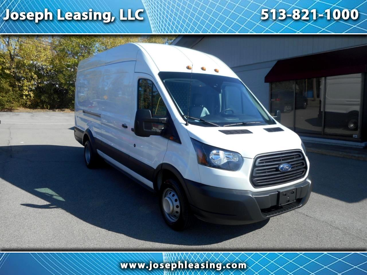 Ford Transit 350 Van HD High Roof 10360lb GVWR Pass. Slide EL 2017