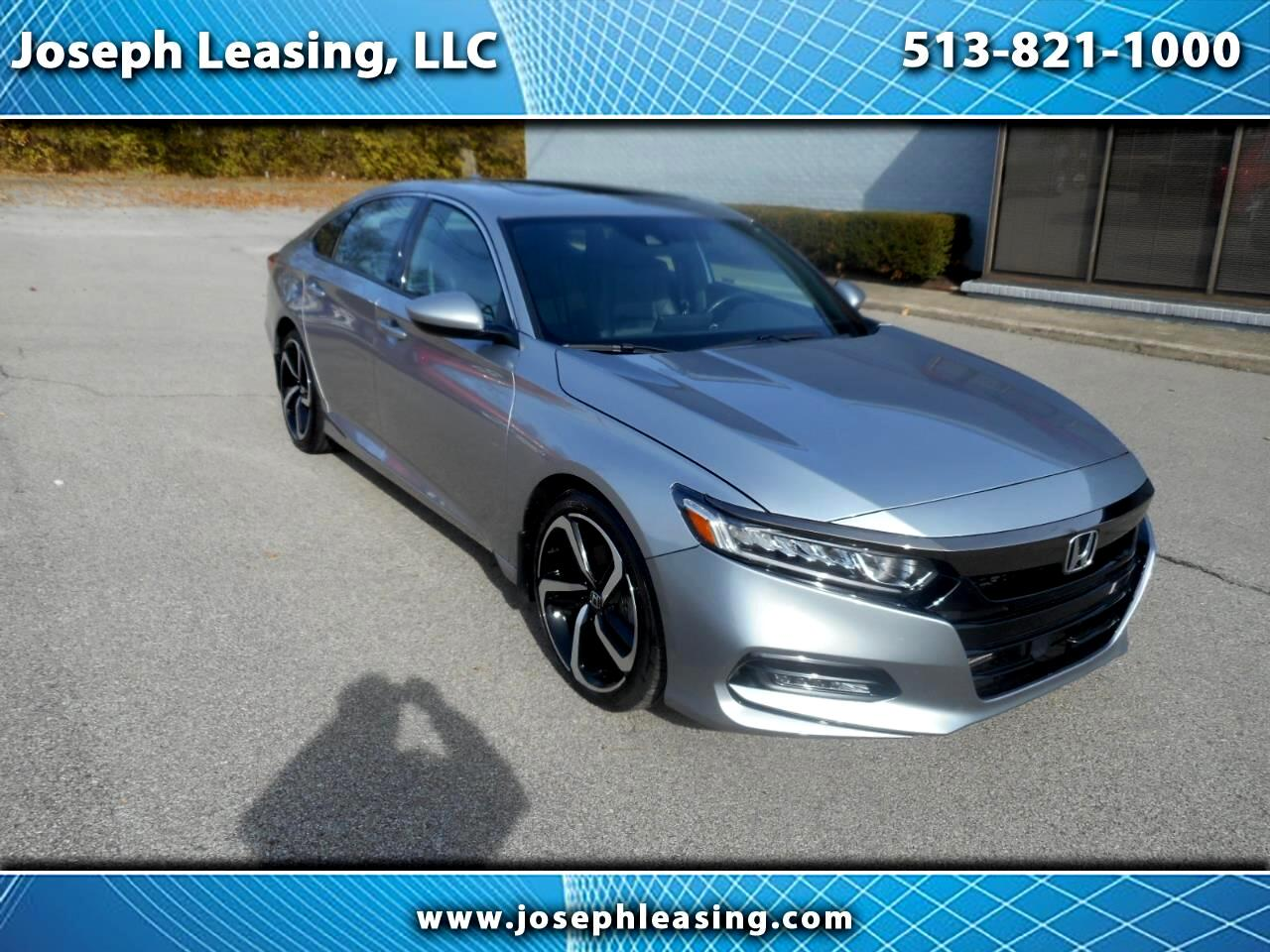 Honda Accord Sport 2.0T 2018