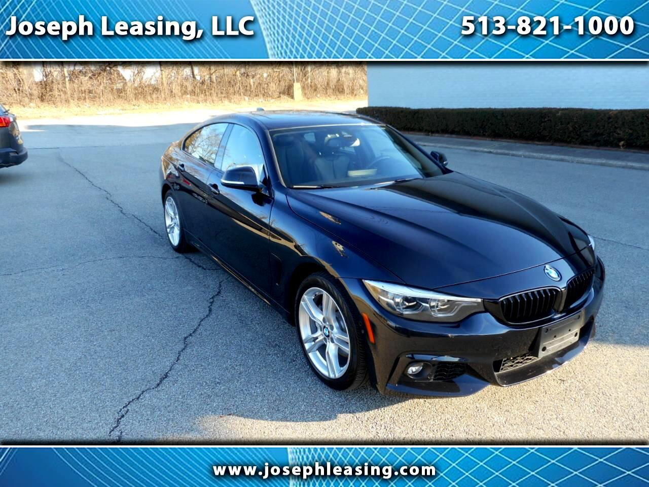 BMW 4-Series Gran Coupe 440i xDrive 2018