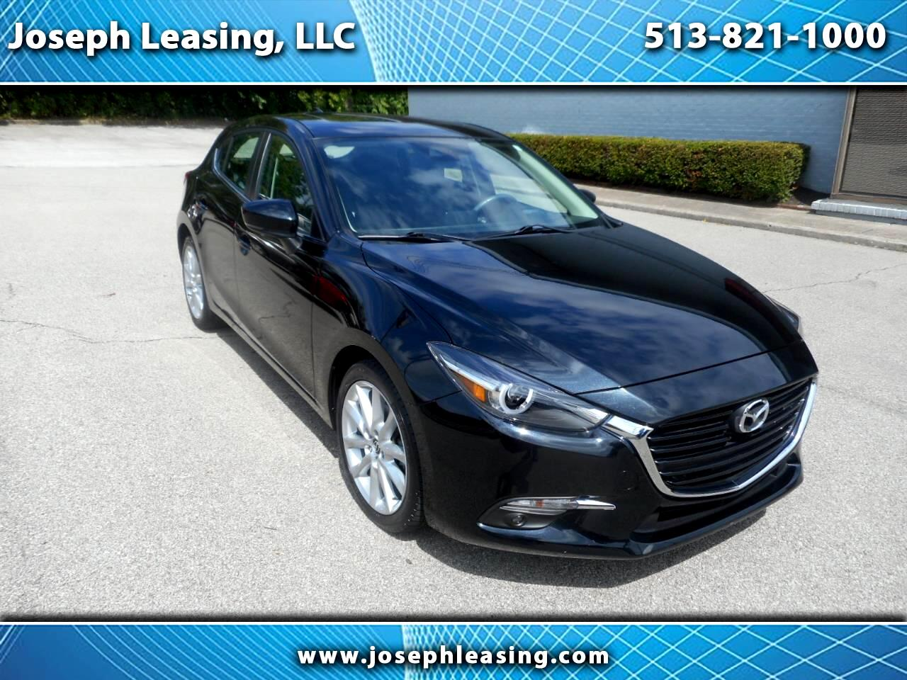 Mazda Mazda3 5-Door Grand Touring Manual 2017