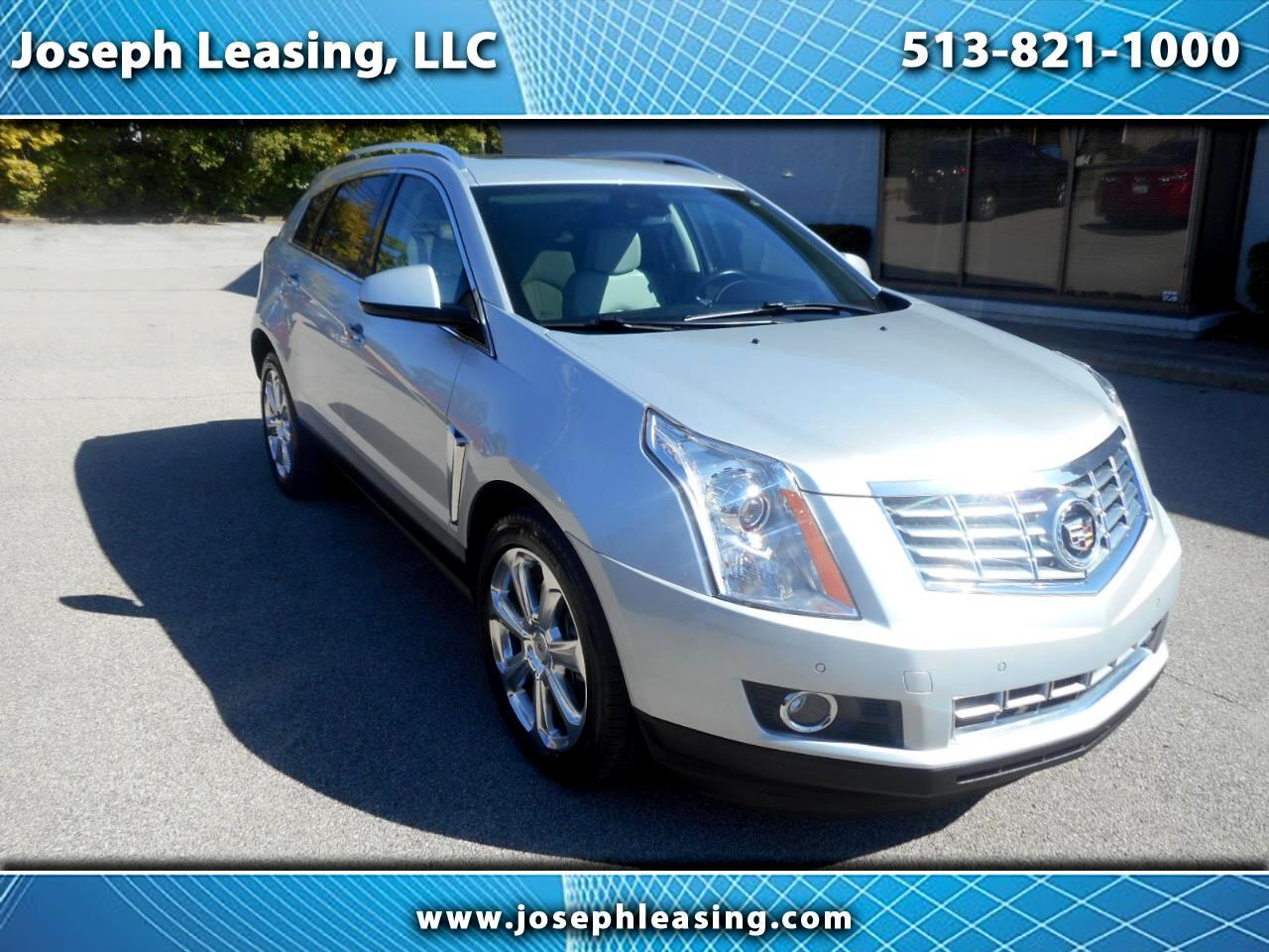 Cadillac SRX AWD 4dr Performance Collection 2015