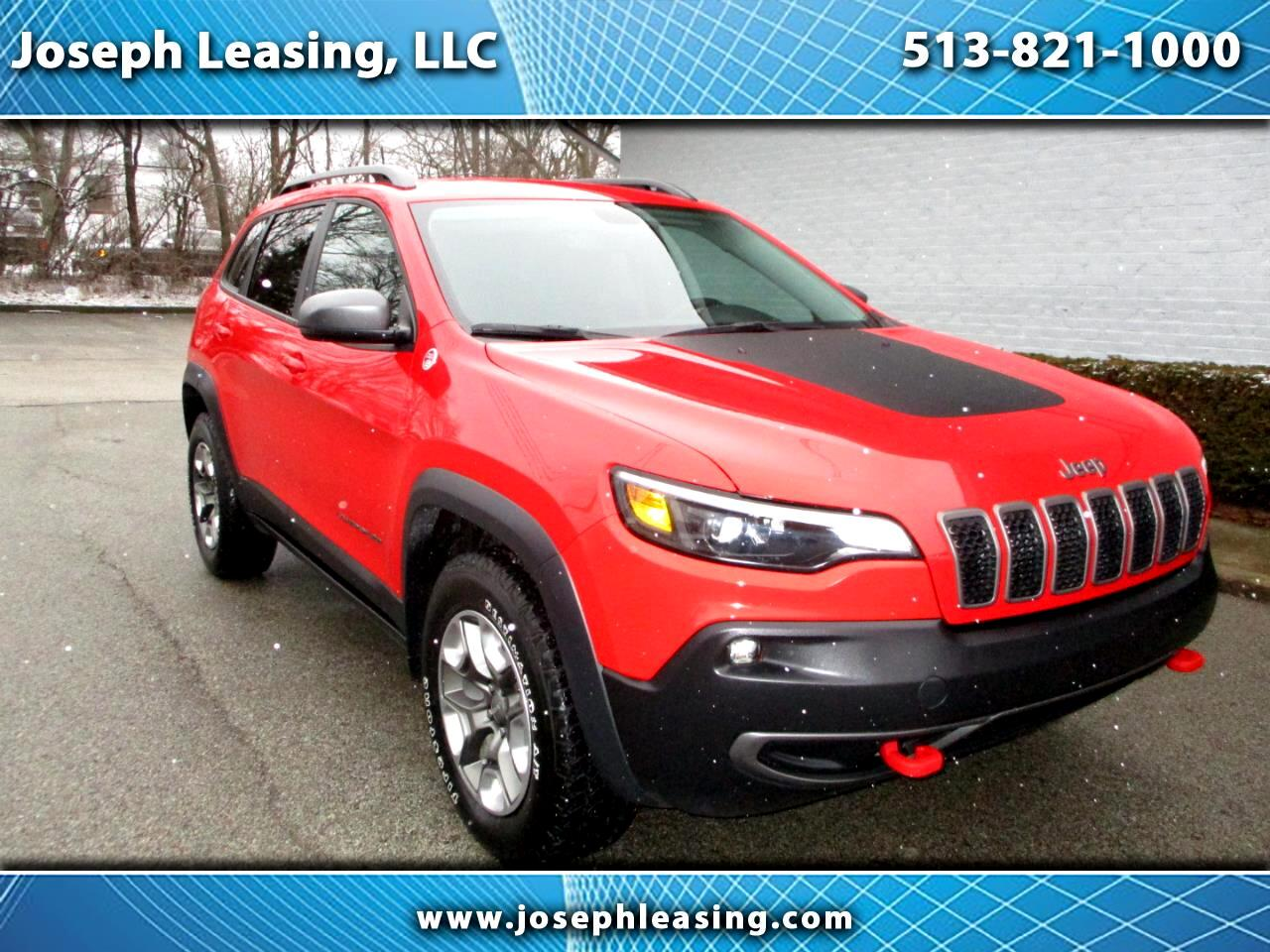 Jeep Cherokee Trailhawk 4x4 2019