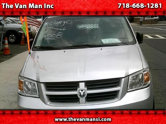 Dodge Grand Caravan Cargo Van 2008