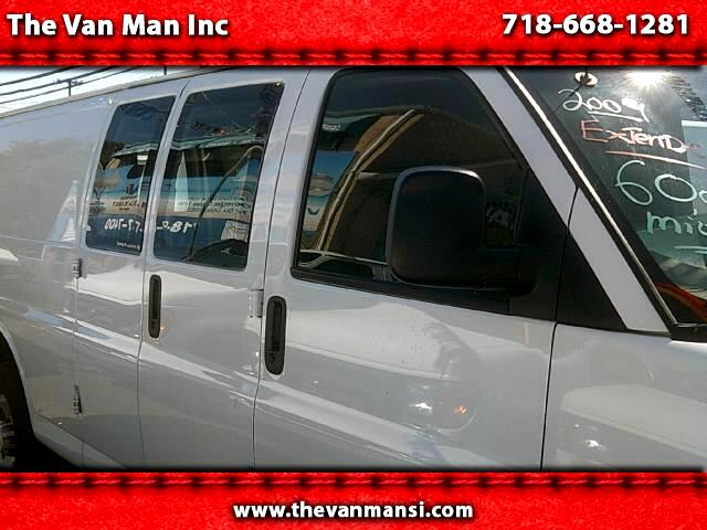 2009 Chevrolet Express 2500 Extended Cargo