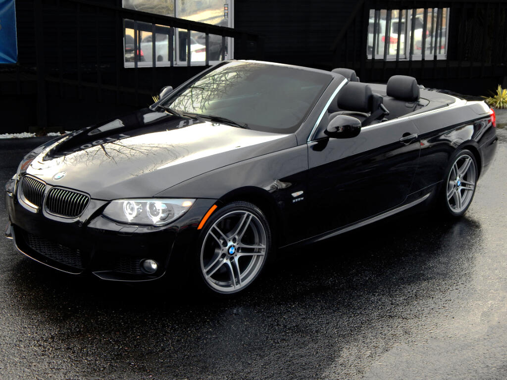 2011 BMW 3-Series 335is Hardtop Convertible