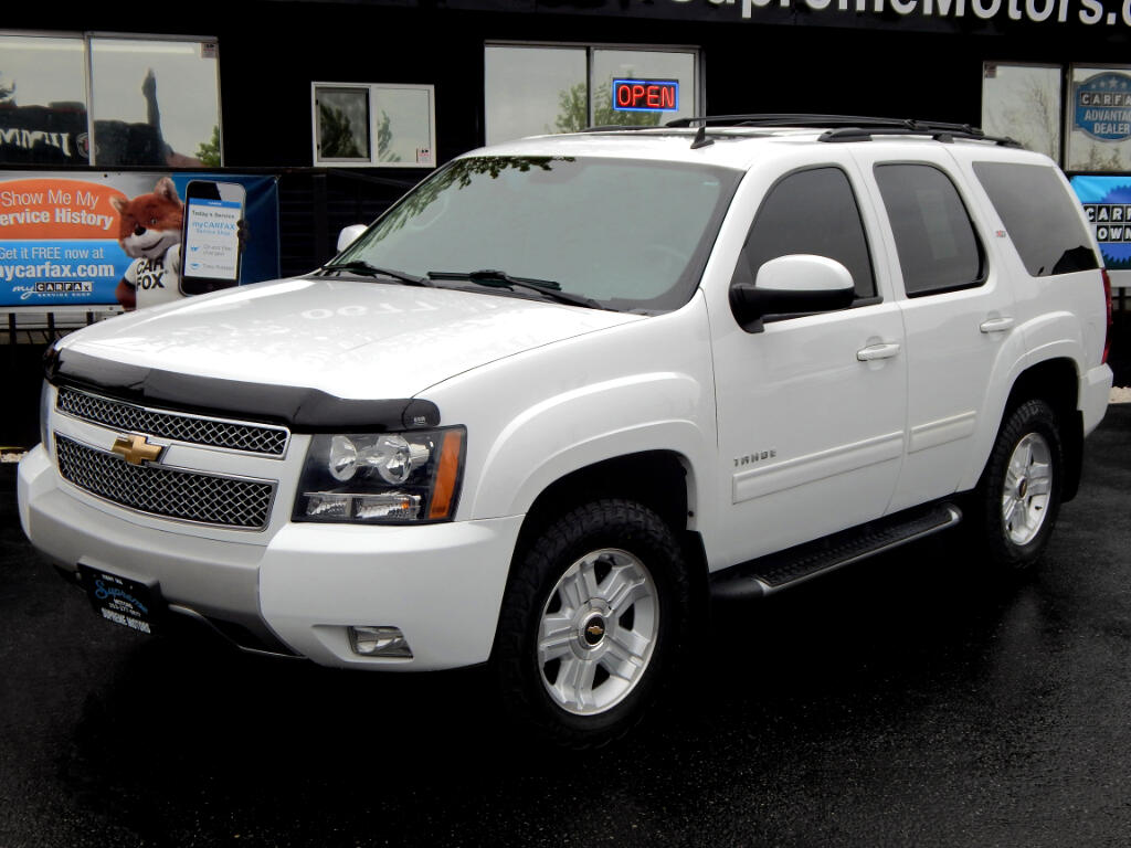 2009 Chevrolet Tahoe Z71 Offroad Package 4x4