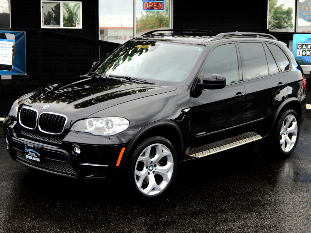 2012 BMW X5 xDrive35i 3rd Row Seat
