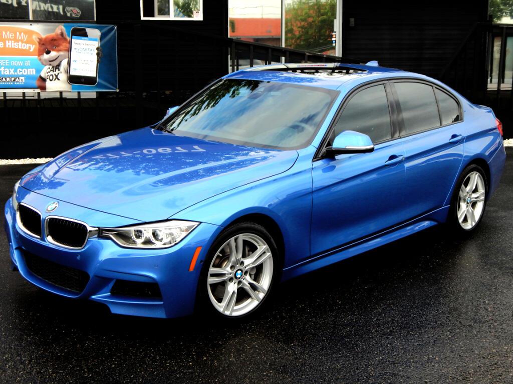 2014 BMW 3-Series 335i M-Sport
