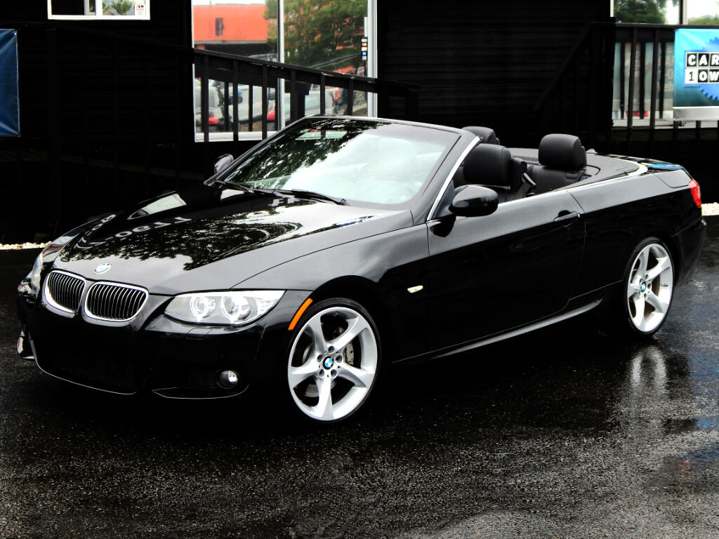 2012 BMW 3-Series 335i Convertible M-Sport