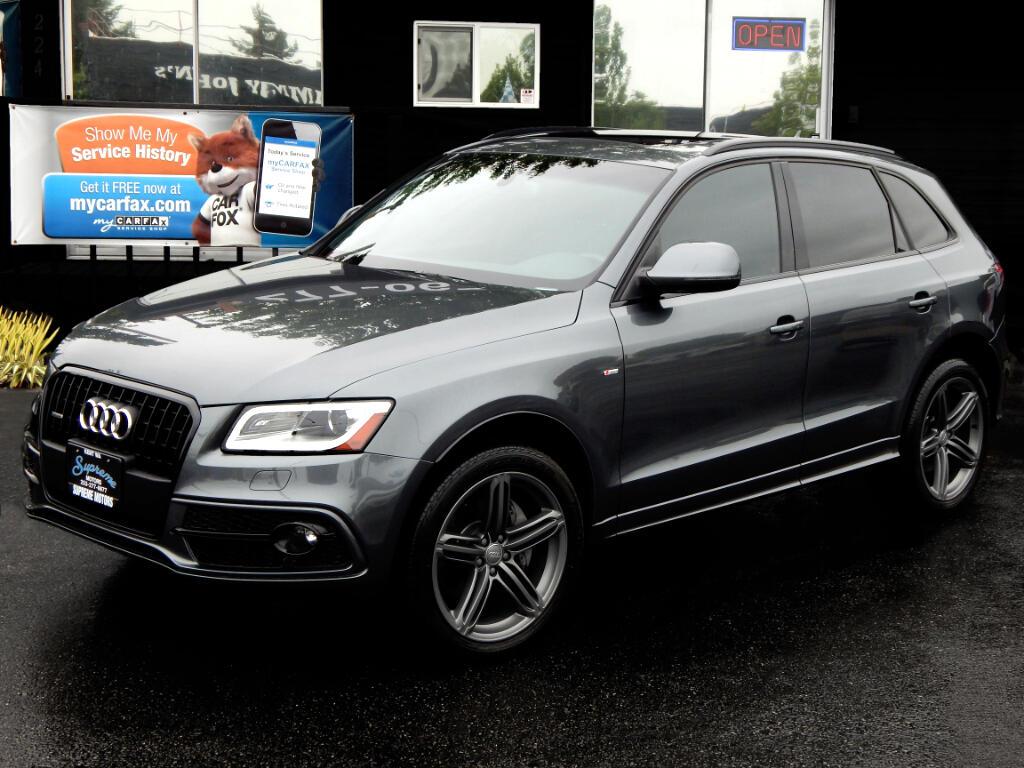 2014 Audi Q5 3.0 Prestige