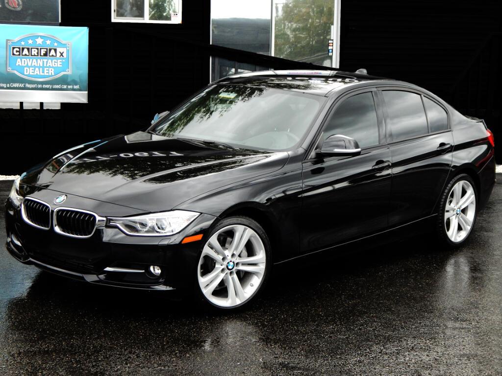2012 BMW 3-Series 335i Sport