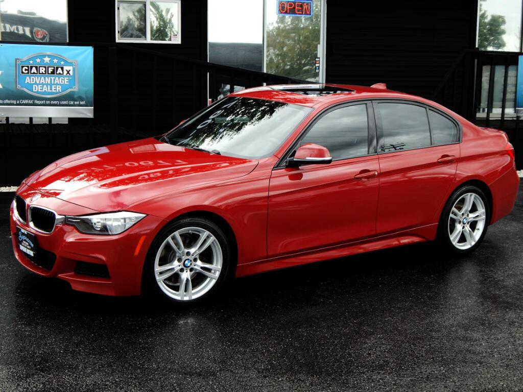 2013 BMW 3-Series 328i M-Sport Sedan