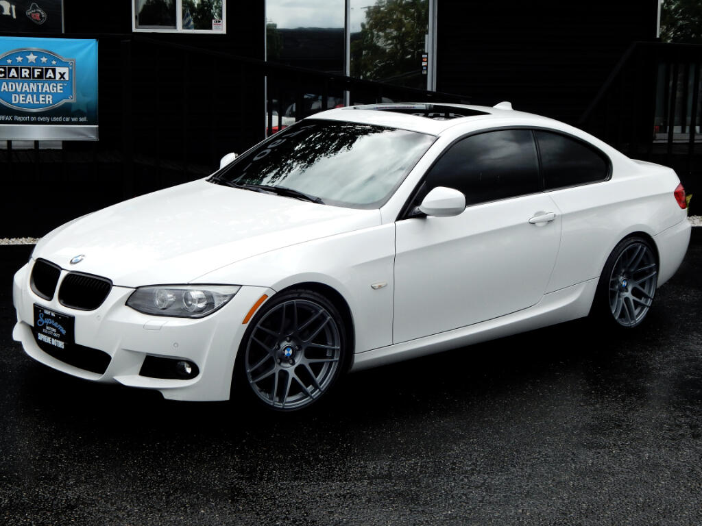 2013 BMW 3-Series M Sport