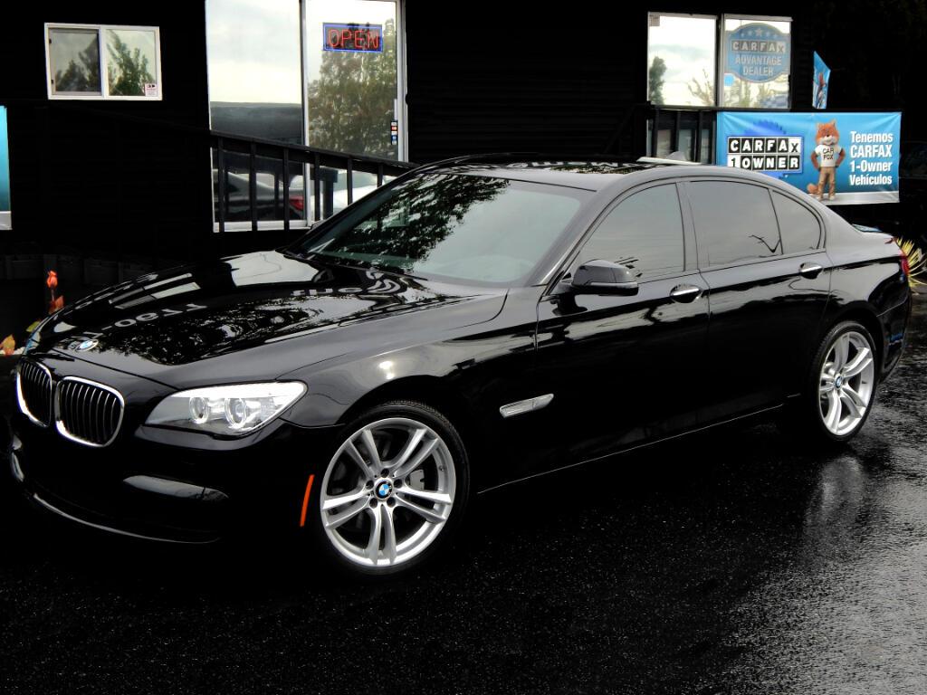 2013 BMW 7-Series M-Sport
