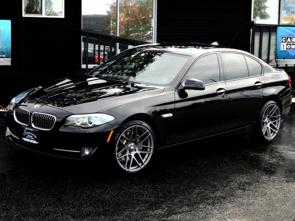 2012 BMW 5-Series 535i Sport