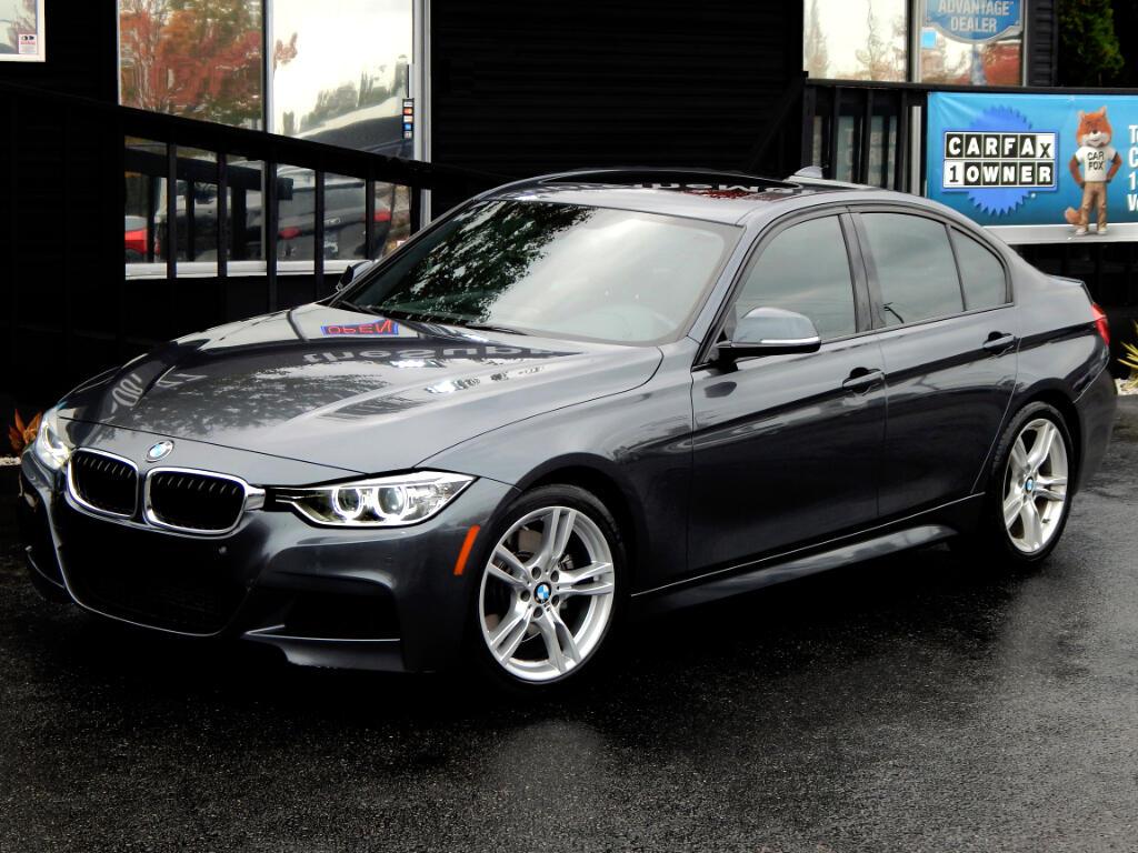 2014 BMW 3-Series 328i M-Sport