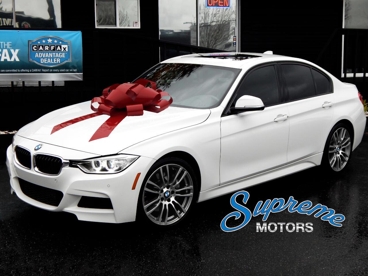 2014 BMW 3-Series 335i M-Sport Sedan