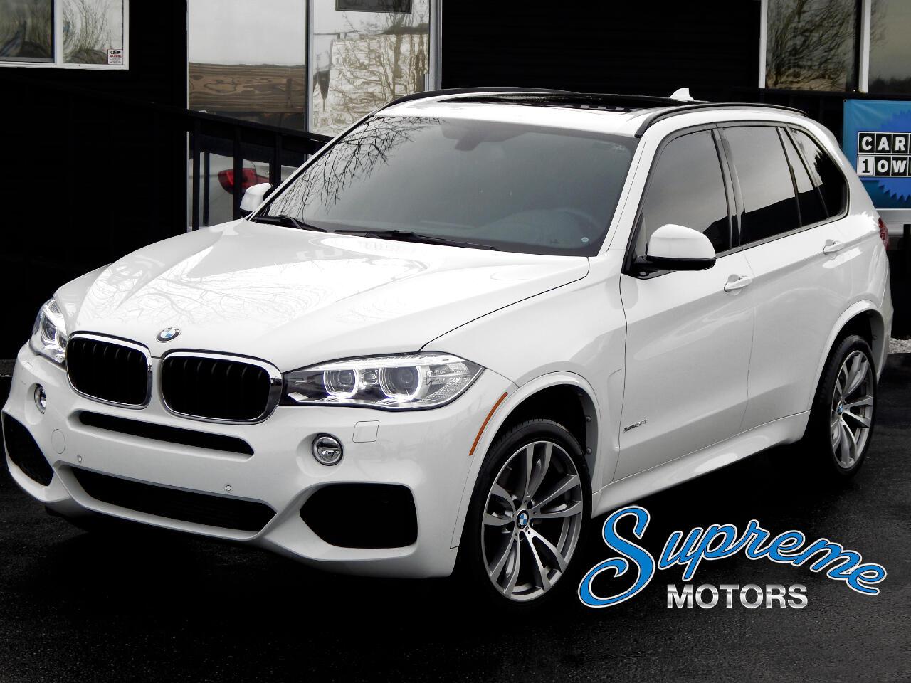 2014 BMW X5 M Sport