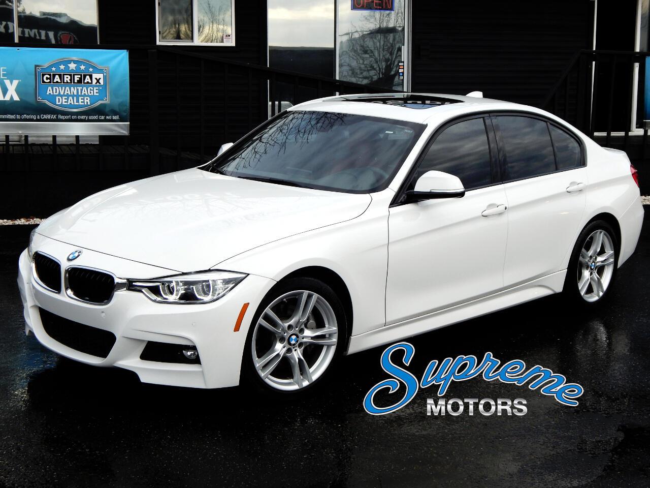 2016 BMW 3-Series 328i M-Sport