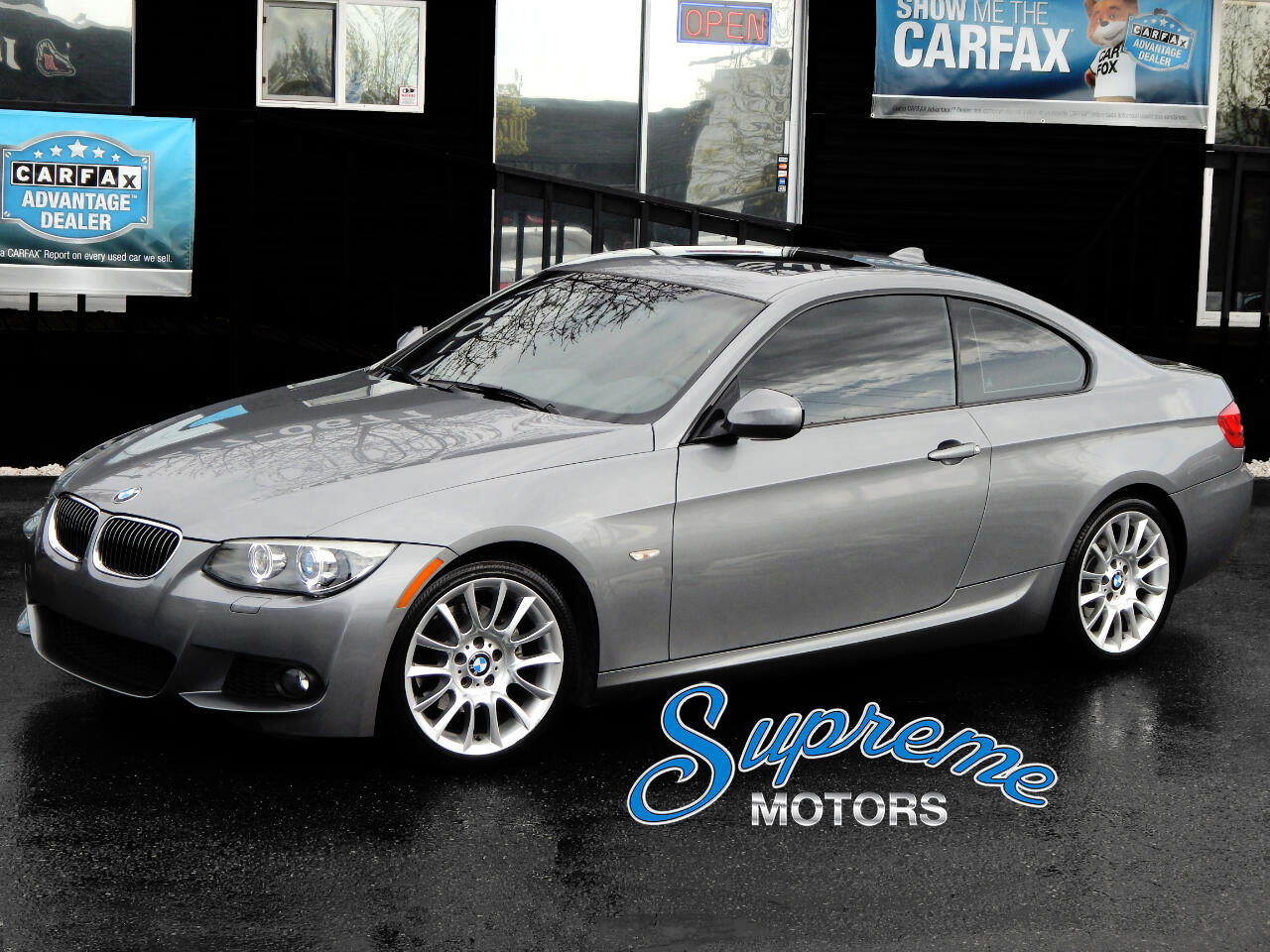2011 BMW 3-Series M Sport