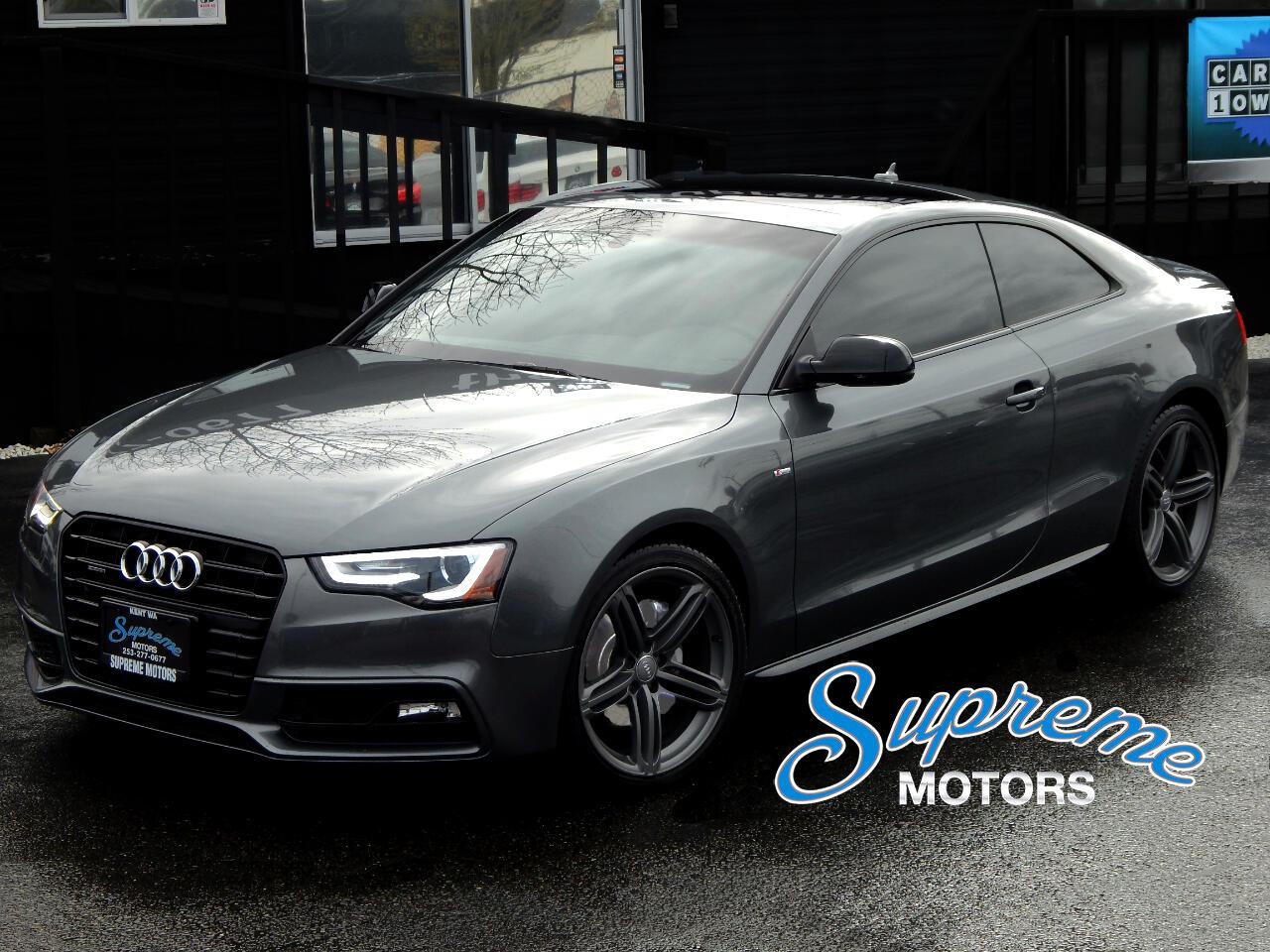 2013 Audi A5 Prestige S-Line