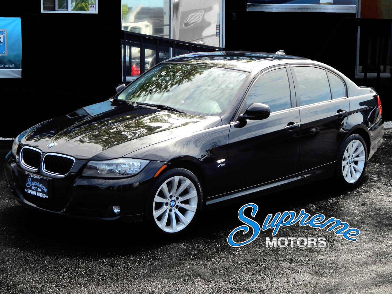 2011 BMW 3-Series 328xi xDrive Luxury