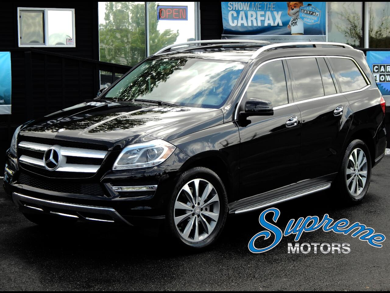 2014 Mercedes-Benz GL-Class GL450 4Matic AWD w/Sport & Luxury Package + 1 Owne