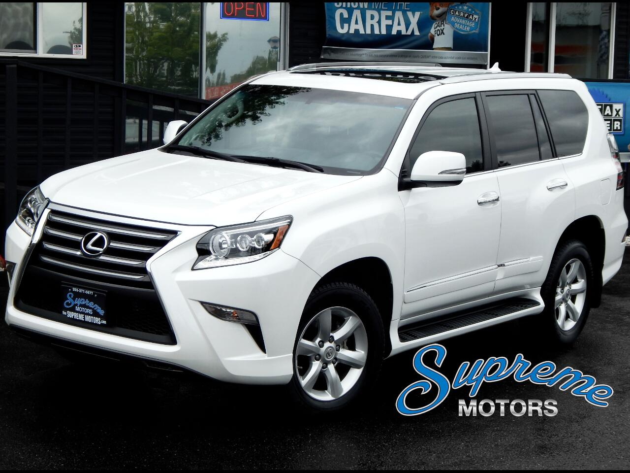 2015 Lexus GX 460 AWD, 3rd Row, Premium Pkg, Heat/AC Seats, LOADED