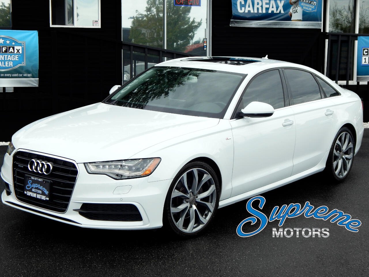 2015 Audi A6 S-Line Package TDI, Headlight Pkg, BOSE, Blind Spo