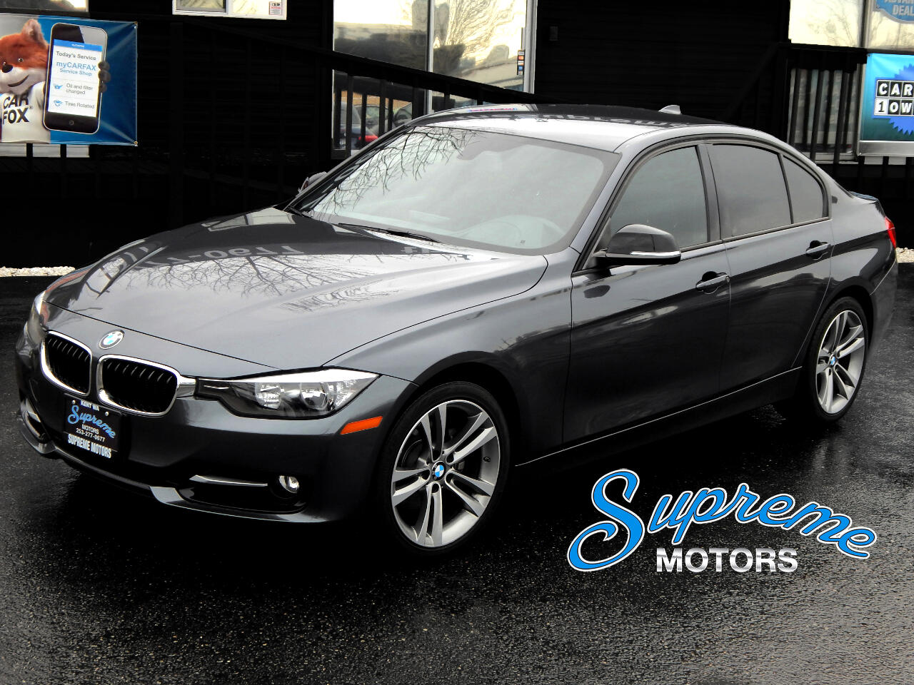 2012 BMW 3-Series 328i Sport Package, Tech Pkg, Heads Up Display, He