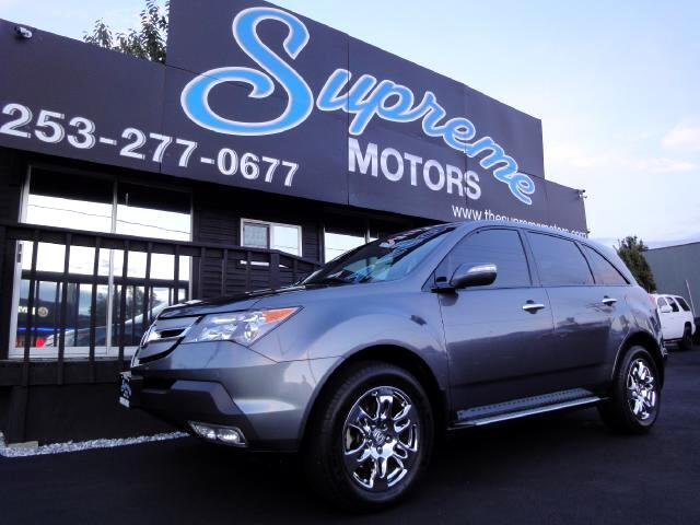 2008 Acura MDX Tech and Cold Weather Package