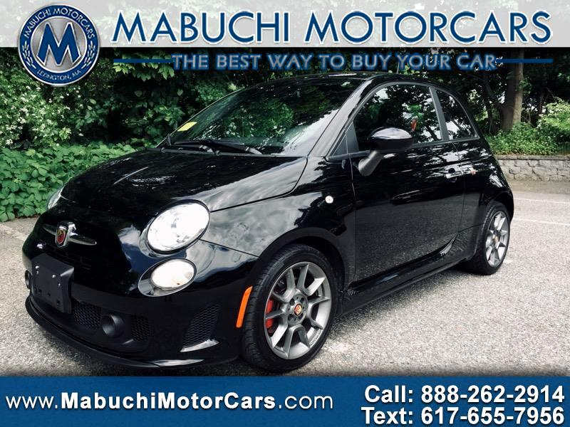 2015 Fiat 500 2dr HB Abarth