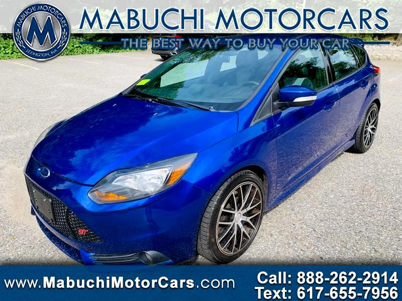 Ford Focus 5dr HB ST 2014