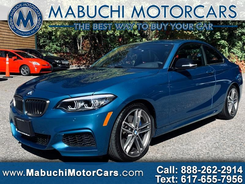 BMW 2 Series M240i xDrive Coupe 2020