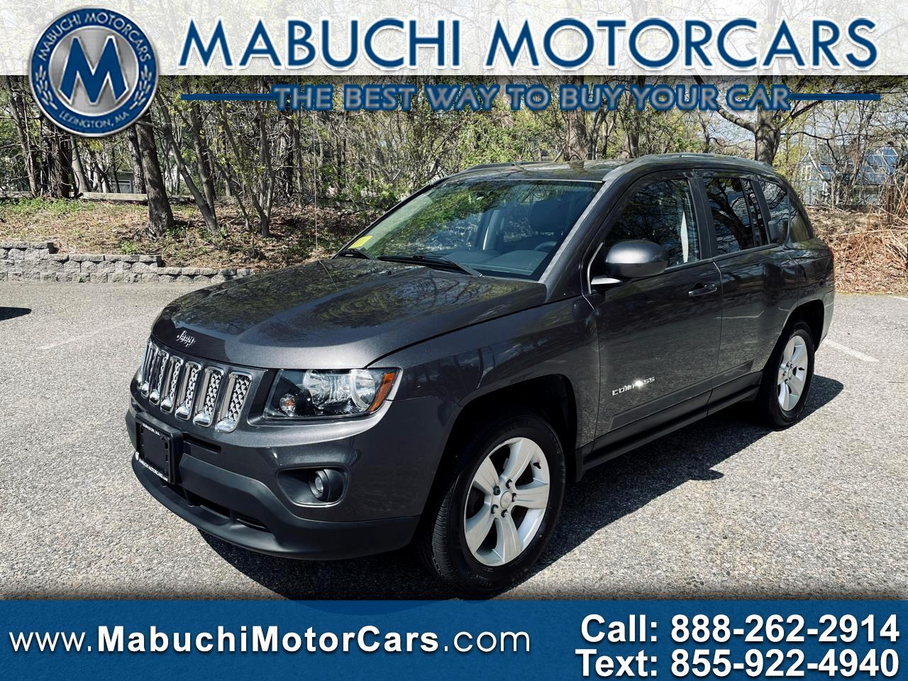 Jeep Compass 4WD 4dr Latitude 2015