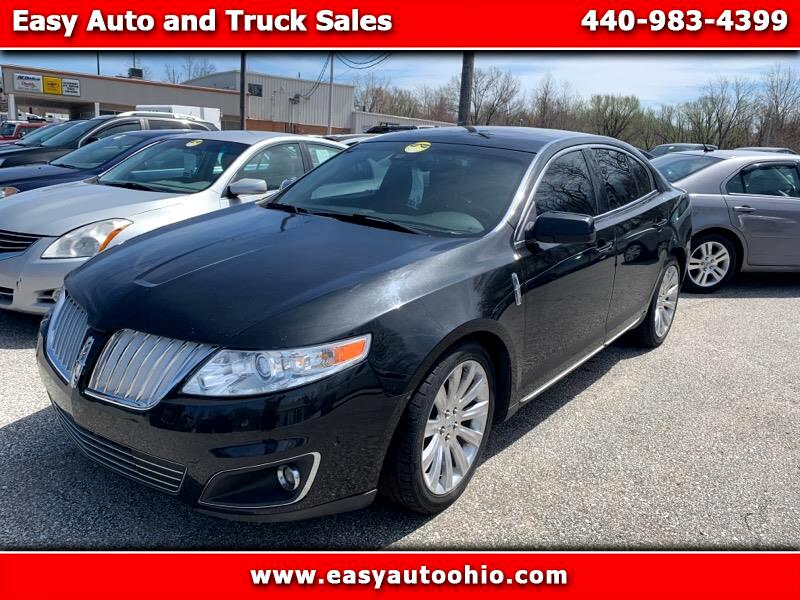 2010 Lincoln MKS 3.5L with EcoBoost AWD