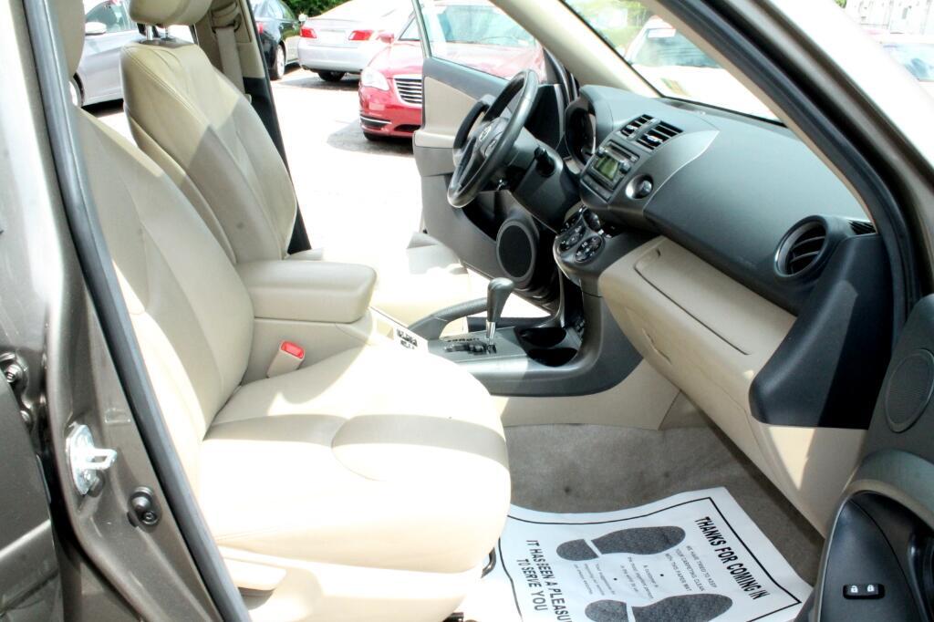 2012 Toyota RAV4 Limited I4 4WD