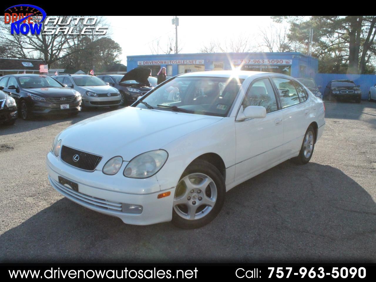 1999 Lexus GS 300/400 GS 300